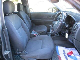 2009 Holden Colorado RC MY10 LX (4x4) Grey 5 Speed Manual Dual Cab