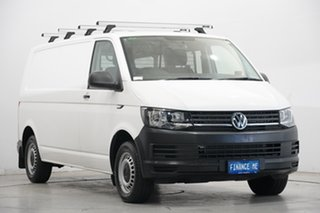 2017 Volkswagen Transporter T6 MY17 TDI340 SWB DSG White 7 Speed Sports Automatic Dual Clutch Van