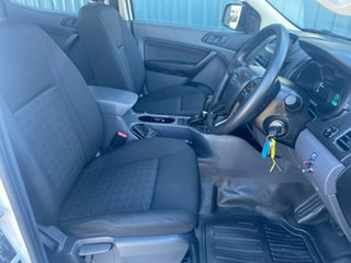 2017 Ford Ranger PX MkII MY18 XL 3.2 Plus (4x4) White 6 Speed Automatic Crew Cab Utility