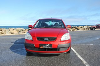 2005 Kia Rio JB Orange 5 Speed Manual Hatchback.