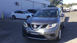 2014 Nissan X-Trail T32 ST X-tronic 2WD Grey 7 Speed Constant Variable Wagon.