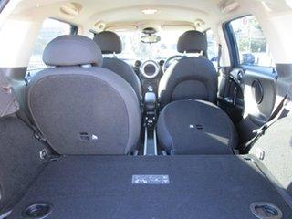 2012 Mini Countryman R60 Cooper D Blue 6 Speed Manual Wagon