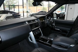 2017 Land Rover Range Rover L405 17MY Autobiography Black 8 Speed Sports Automatic Wagon