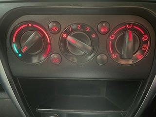 2009 Suzuki SX4 GYA S White 4 Speed Automatic Hatchback