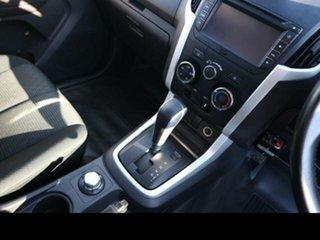 MY17 ISUZU  LS-M (4X4) AUTO CREW CAB UTILITY DT4 DIES