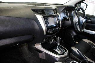 2016 Nissan Navara NP300 D23 ST (4x4) 7 Speed Automatic Dual Cab Utility