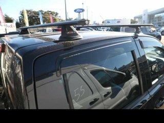 2014 Holden Colorado RG MY14 LT (4x4) Black 6 Speed Automatic Crew Cab Pickup