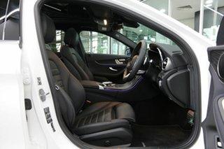2020 Mercedes-Benz C-Class W205 800+050MY C300 9G-Tronic e White 9 Speed Sports Automatic Sedan