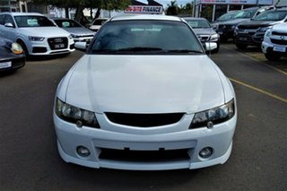 2004 Holden Commodore VY II SS White 4 Speed Automatic Sedan