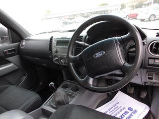 2008 Ford Ranger PJ 07 Upgrade XL (4x2) Abalone White 5 Speed Manual Dual Cab Pick-up