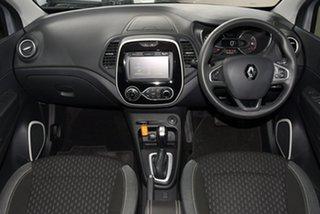2018 Renault Captur J87 Zen EDC Grey 6 Speed Sports Automatic Dual Clutch Hatchback