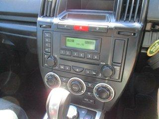 2008 Land Rover Freelander 2 LF Td4 SE Blue 6 Speed Sports Automatic Wagon