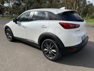 2017 Mazda CX-3 DK STOURING White Sports Automatic Wagon
