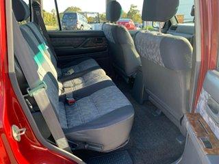 1996 Toyota Landcruiser GXL (4x4) Red 4 Speed Automatic 4x4 Wagon