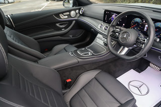 2020 Mercedes-Benz E-Class C238 801MY E300 9G-Tronic High-Tech Silver 9 Speed Sports Automatic Coupe.