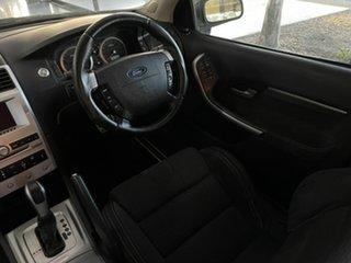 2006 Ford Performance Vehicles F6 Typhoon BF MkII Silver 6 Speed Auto Seq Sportshift Sedan