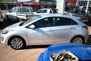 2014 Hyundai i30 GD MY14 Active Silver 6 Speed Manual Hatchback
