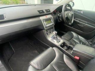 2006 Volkswagen Passat Type 3C TDI DSG Black 6 Speed Sports Automatic Dual Clutch Sedan