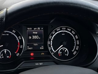 2016 Skoda Octavia NE MY17 RS DSG 162TSI Silver 6 Speed Sports Automatic Dual Clutch Wagon