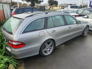 2005 Mercedes-Benz E-Class S211 MY06 E280 Elegance Gold 7 Speed Sports Automatic Wagon.