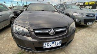 2008 Holden Commodore VE MY09 Omega Grey 4 Speed Automatic Sedan.