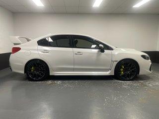 2019 Subaru WRX V1 MY19 AWD White 6 Speed Manual Sedan