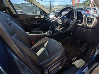 2017 Mazda 3 BN5478 Touring SKYACTIV-Drive Eternal Blue 6 Speed Sports Automatic Hatchback