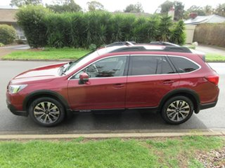 2016 Subaru Outback B6A MY16 2.5i CVT AWD Premium Red 6 Speed Constant Variable Wagon