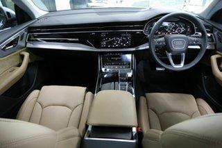 2020 Audi Q8 4M F1 MY21 55 TFSI Tiptronic Quattro Silver 8 Speed Sports Automatic Wagon
