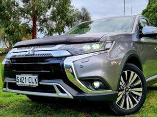2018 Mitsubishi Outlander ZL MY18.5 Exceed AWD Titanium 6 Speed Sports Automatic Wagon
