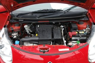 2012 Suzuki Alto GF GLX Red 5 Speed Manual Hatchback