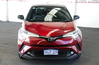 2018 Toyota C-HR NGX50R Update Koba (AWD) Atomic Rush & Black Roof Continuous Variable Wagon.