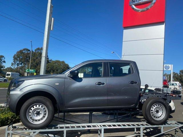 New Nissan Navara D23 MY21 SL Liverpool, 2020 Nissan Navara D23 MY21 SL Twilight Grey 6 Speed Manual Cab Chassis