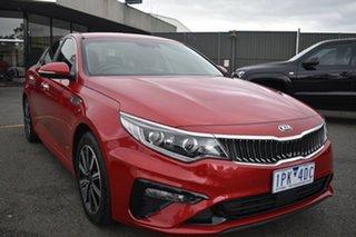 2019 Kia Optima JF MY19 SI Red 6 Speed Sports Automatic Sedan.