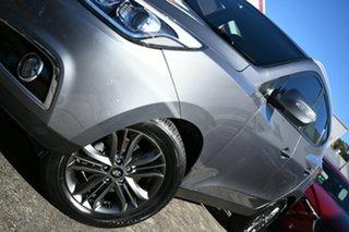 2015 Hyundai ix35 LM Series II SE (FWD) Grey 6 Speed Automatic Wagon.