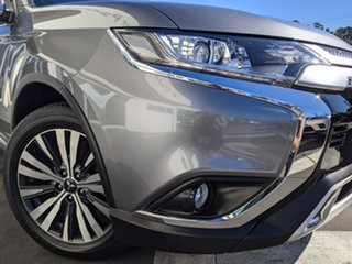 2020 Mitsubishi Outlander ZL MY20 LS 2WD Grey 6 Speed Constant Variable Wagon.