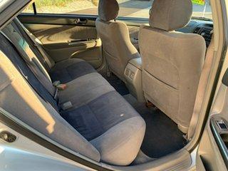 2003 Toyota Camry ACV36R Sportivo Silver 5 Speed Manual Sedan