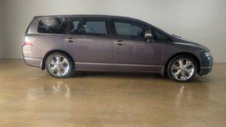 2007 Honda Odyssey 20 MY06 Upgrade Luxury Grey 5 Speed Sequential Auto Wagon.