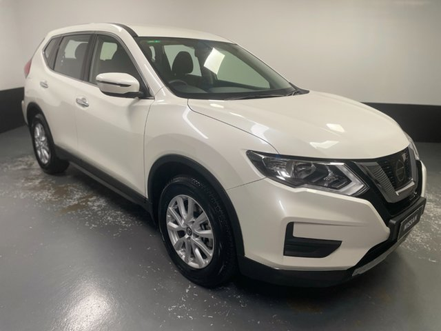 Used Nissan X-Trail T32 Series II ST X-tronic 2WD Hamilton, 2020 Nissan X-Trail T32 Series II ST X-tronic 2WD White 7 Speed Constant Variable Wagon