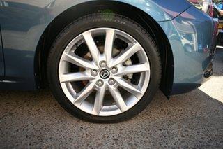 2018 Mazda 3 BN5438 SP25 SKYACTIV-Drive GT Blue 6 Speed Sports Automatic Hatchback.