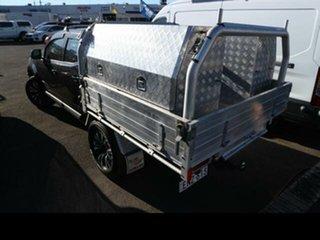 2014 Holden Colorado RG MY14 LT (4x4) Black 6 Speed Automatic Crew Cab Pickup.