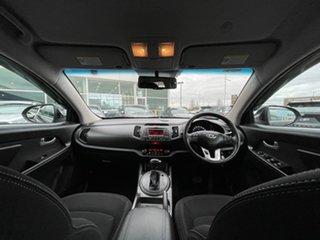 2011 Kia Sportage SL SLi Black 6 Speed Sports Automatic Wagon