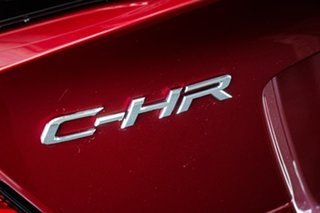 2018 Toyota C-HR NGX50R Update Koba (AWD) Atomic Rush & Black Roof Continuous Variable Wagon