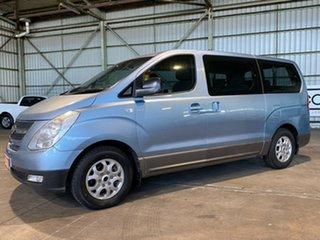 2010 Hyundai iMAX TQ-W Selectronic Blue 5 Speed Sports Automatic Wagon.