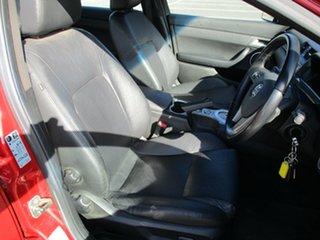 2011 Holden Calais VE II . Red Automatic Sedan