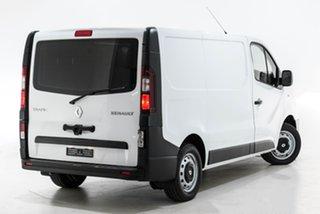 2018 Renault Trafic X82 Trader Life Low Roof SWB White 6 Speed Manual Van.