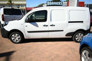 2020 Renault Kangoo X61 MY20 Maxi ZE White 1 Speed Automatic Van