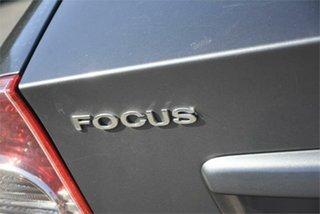 2007 Ford Focus LS LX Grey 4 Speed Sports Automatic Sedan
