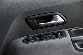 2016 Volkswagen Amarok 2H MY16 TDI420 4MOTION Perm Atacama Blue 8 Speed Automatic Utility