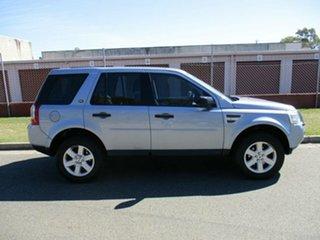 2008 Land Rover Freelander 2 LF Td4 SE Blue 6 Speed Sports Automatic Wagon.